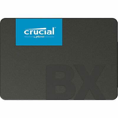 AU85 • Buy Crucial 480GB SSD BX500 Series 2.5  Internal Solid State Drive Acronis 540MBs