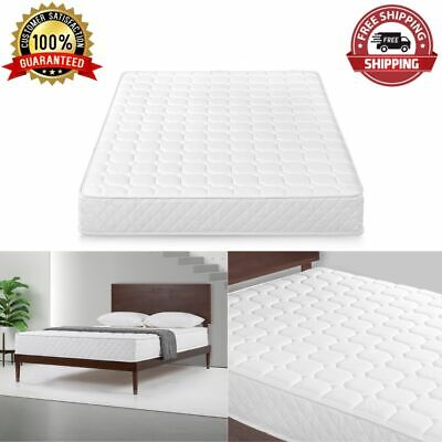 Full  Spring Mattress Extra Firm 8  Tight Top Luxury And Deep Comfortable Sleep • 134.98£