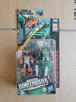 Transformers War For Cybertron Earthrise Micromasters Decepticon Military Patrol • 15£