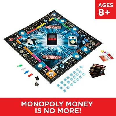 $89.23 • Buy Monopoly Ultimate Banking Game Edition Board Game English Ver. From Japan New
