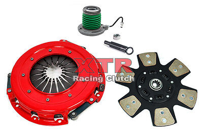 $162.76 • Buy XTR STAGE 3 CLUTCH KIT For 2005-2010 FORD MUSTANG GT BULLITT SHELBY GT 4.6L V8