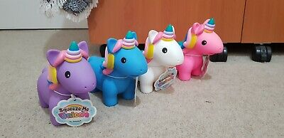 AU10 • Buy Animolds Squeeze Me Unicorns The Squishy Fun Soft Toy