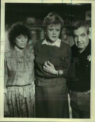 $17.99 • Buy Press Photo Actress Erin Moran With Co-stars On Murder, She Wrote Show