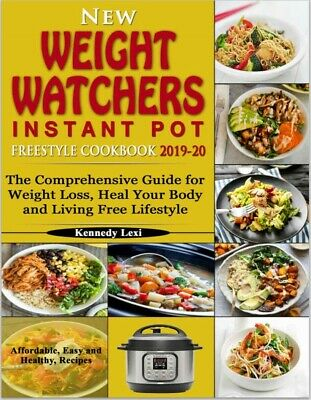 $5.99 • Buy New Weight Watchers  Instant Pot Freestyle Cookbook 2019-20 – The Comprehensive
