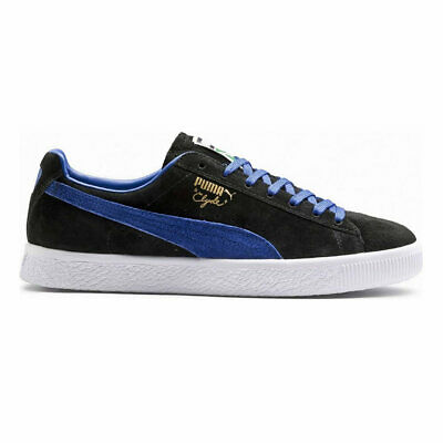 Puma Clyde - Black/Electric Blue • 47.99£