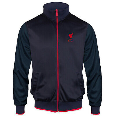 £29.99 • Buy Liverpool FC Mens Jacket Track Top Retro OFFICIAL Football Gift