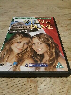 When In Rome (DVD, 2003) • 1.50£