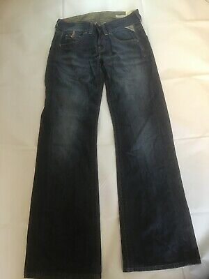 Ladies Replay 'Janice' Jeans. W25 L32. Baggy Fit. RRP £120. Brand New With Tags. • 18.99£