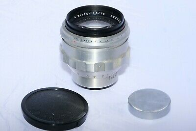 $ CDN2165.53 • Buy Carl Zeiss Biotar 75mm F1.5 Telephoto Lens In M42 Pentax Screw Mt. Sony A7R IV.