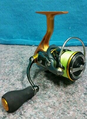 AU339 • Buy Daiwa Td Sol Iii Lt2500d Spin Fishing Reel Vgc  *free Post*