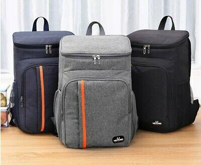 AU27.99 • Buy 18 L Insulated Picnic Backpack Waterproof Outdoor Cooler For Hiking Fishing Camp