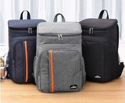 AU26.99 • Buy 18 L Insulated Picnic Backpack Waterproof Outdoor Cooler For Hiking Fishing Camp