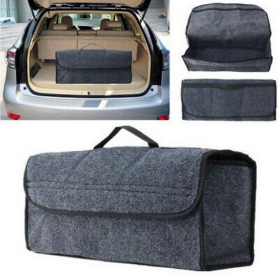 $12.49 • Buy Car Trunk Seat Back Rear Storage Bag Organizer Holder Interior Hanger Accessory