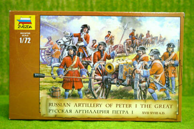 Russian Infantry Of Peter I The Great 1/72 Zvezda 8058 • 12.50£
