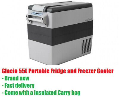 AU309 • Buy All NEW! Glacio 55L Portable Fridge And Freezer Cooler