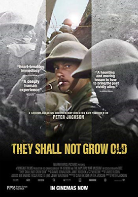 $8.82 • Buy Drama-they Shall Not Grow Old (dvd) Dvd New