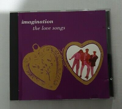 Imagination - The Love Songs - CD - ALBUM • 4.99£
