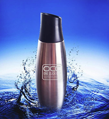 £7.99 • Buy Travel Mug * Water Bottle * Stainless Steel *One Click Cup® Leak Proof * Design