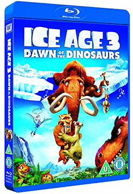 Ice Age 3: Dawn Of The Dinosaurs Blu-ray (2009) Ray Romano • 1.80£