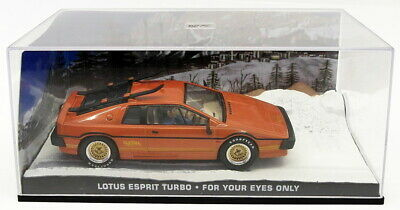 $ CDN47.44 • Buy Fabbri 1/43 Scale 17918 - Lotus Esprit Turbo - For Your Eyes Only Bond 007