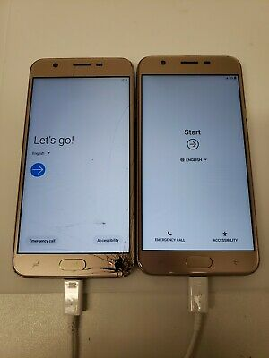 $ CDN75.79 • Buy LOT OF TWO!! Samsung Galaxy J7 SM-J737 - 16GB - Sprint Smartphone