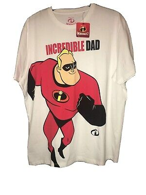 Incredibles 2 Incredible Dad T-shirt XXL NEXT • 13.99£