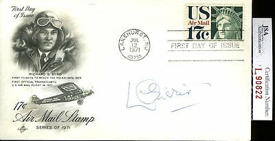 Laurence Olivier Jsa Authenticated Signed Fdc Certed Autograph • 66.85£