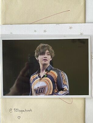 $37 • Buy BTS 5th Muster Magic Shop Blu-ray V Official Photo Only Photocard