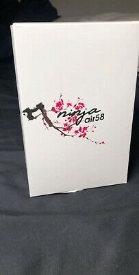 $350 • Buy Finalmouse Air58 Ninja Gaming Mouse - Cherry Blossom Red *Never Opened*