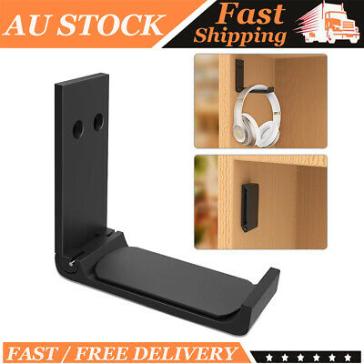 AU14.64 • Buy Alctron MAS007 Metal Headset Headphone Holder Hook Hanger Desk Mount Stand