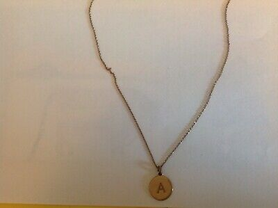 $ CDN15 • Buy Kate Spade Initial A Necklace
