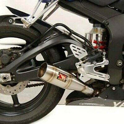 $389.95 • Buy GP Slip On Exhaust Competition Werkes WY605-S Yamaha R6 & R6S