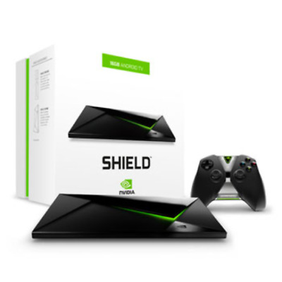 $ CDN261.07 • Buy Nvidia Shield 4K Android TV 16GB With 2019 Remote & Game Controller And More