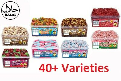 Sweetzone Halal HMC Sweets Tubs Largest Range Available 40+ Variety • 8.95£