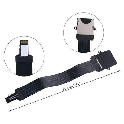 SD Card Female To TF Micro SD Male Extension Cable Reader Flexible Memory Card  • 3.55£