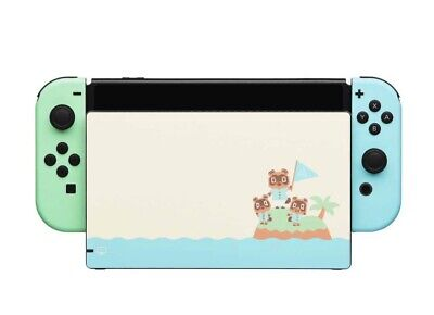 AU539 • Buy Nintendo Switch Dbrand (not) Animal Crossing Console (New)