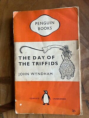 The Day Of The Triffids By John Wyndham, Orange Penguin • 0.99£