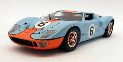 Eagle Race 1/18 Scale Diecast - 300600 - Ford GT40 #6 1969 Le Mans Winner • 89.99£