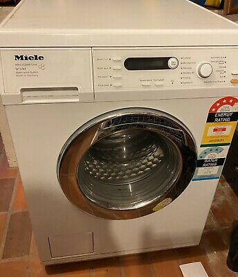 AU299 • Buy Miele W 5741 Washing Machine 7.5kg - Used But In Great Condition
