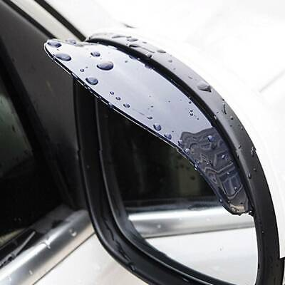 £5.83 • Buy 2 X Universal Auto SUV Car Rear View Side Mirror Eyebrow Guard Cover Accessories