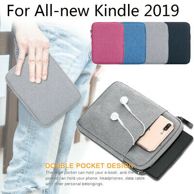AU17.45 • Buy Soft Sleeve Bag Case Cover Pouchs For Amazon All-New Kindle 10th Generation 2019