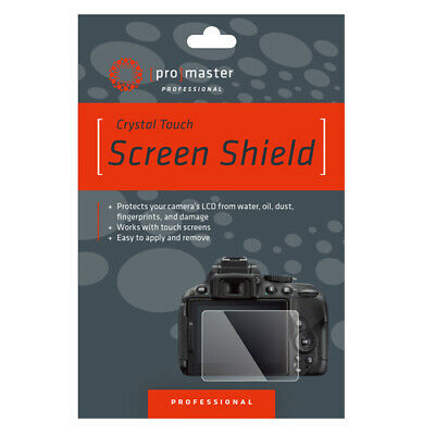 $ CDN28.92 • Buy Promaster 4233 Glass Screen Shield For Sony A7II/III A7RII/III A9 Cameras DR6052