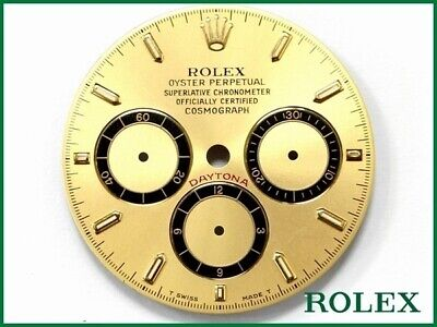 $ CDN1495.14 • Buy Dial Tritium Needle ROLEX Daytona Genuine Dial 16523 16528  A0711001