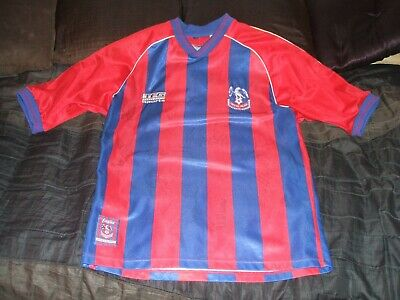 **multi-signed** Crystal Palace Home Shirt Size Small Tfg Sports 1999-2000. • 39.95£
