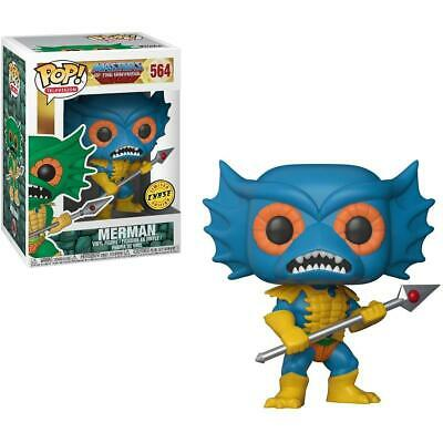 $40.99 • Buy Masters Of The Universe POP Vinyl Figure: Merman (Blue Chase)