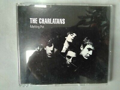 Rare Charlatans Melting Pot Promo Compilation 1995 • 22£