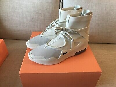 $650 • Buy NEW Nike Air Fear Of God 1 Sail - Size 14