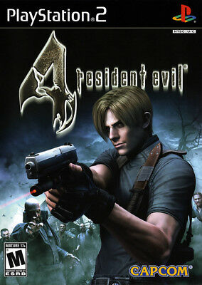 $17.19 • Buy Resident Evil 4 PS2 New Playstation 2