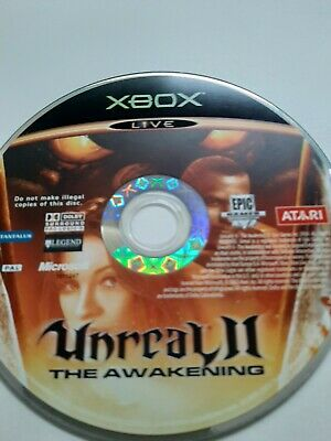 Unreal 2 The Awakening - Xbox  - Used - Pal - Disc Only • 2.99£