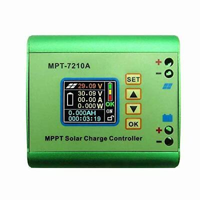 MPT-7210A MPPT Solar Panel Regulator Charge Controller With LCD Display For • 55.99£